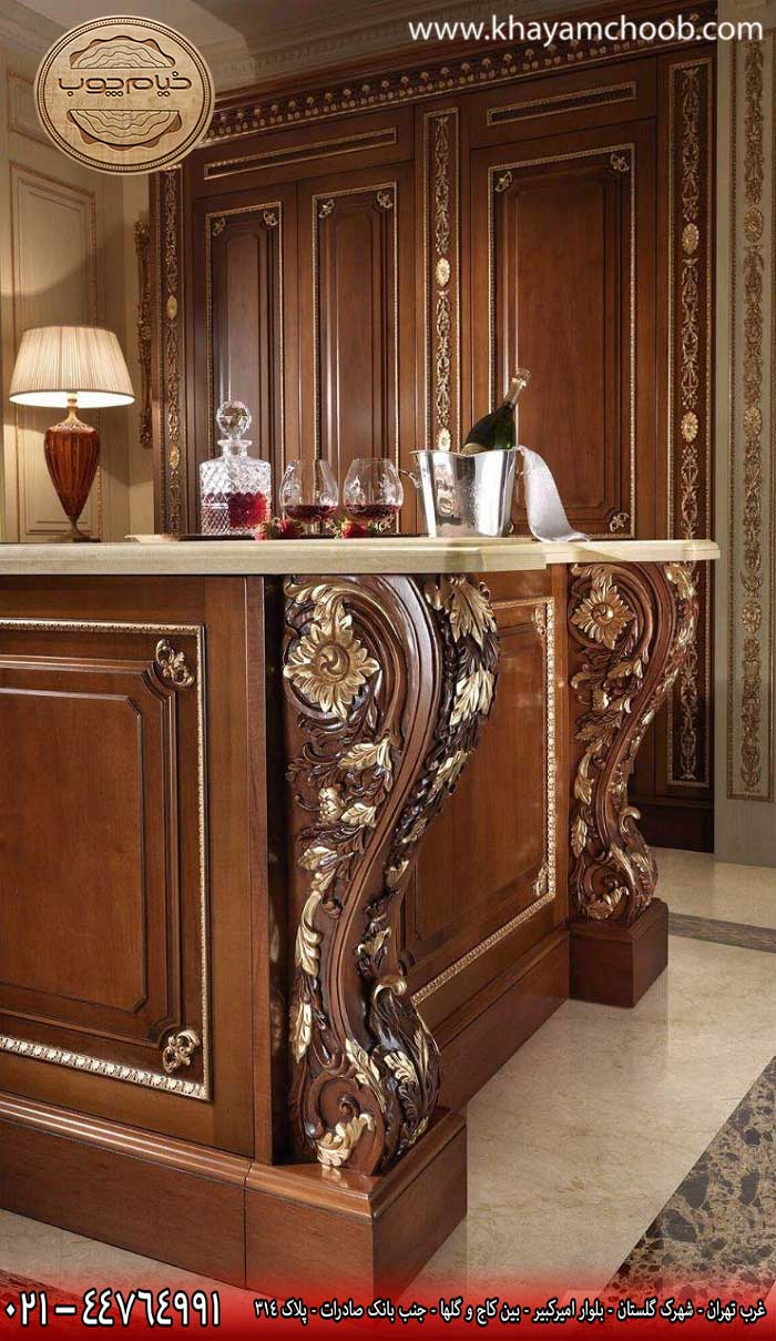 مدل کابینت آشپزخانه جدید ممبران