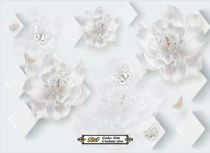 جدید ترین مدل کاغذ دیواری سه بعدی