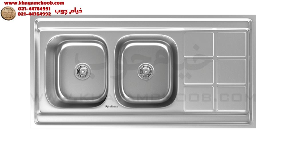 سینک ظرفشویی داتیس مدل DA-131