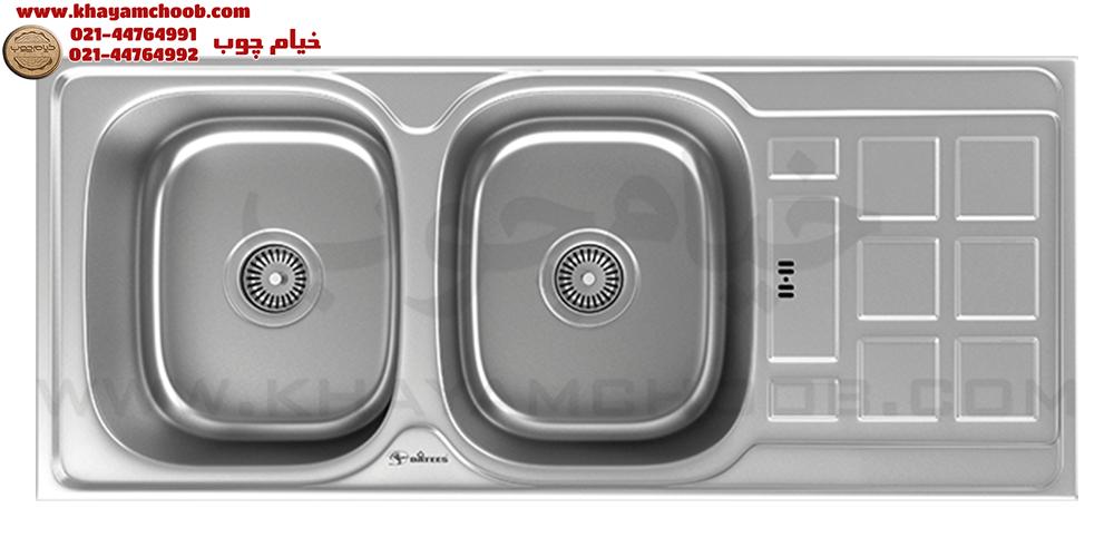 سینک ظرفشویی داتیس مدل DB-134
