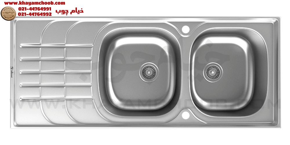 سینک ظرفشویی داتیس مدل DB-136