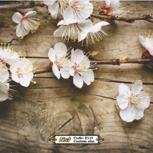 پوستر دیواری طرح گل